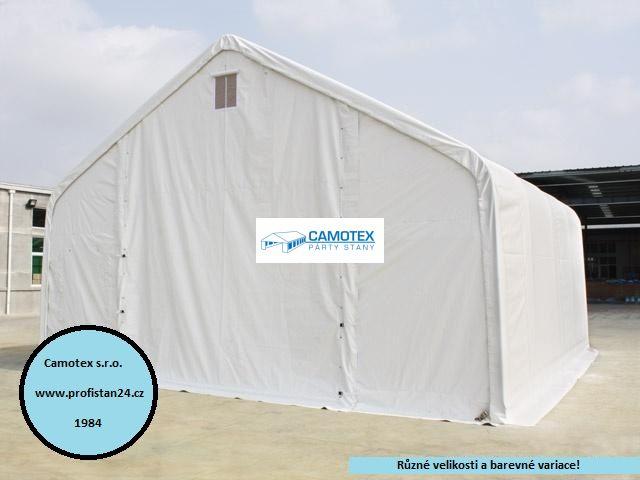 Mobilní skladová hala Everest 8x12m 4x3,4 m , PVC 720gr/m2